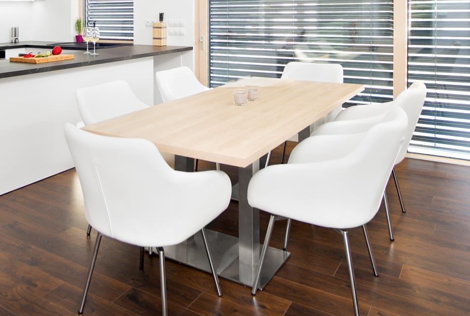 Designový stůl interiér na míru Brno Velecký