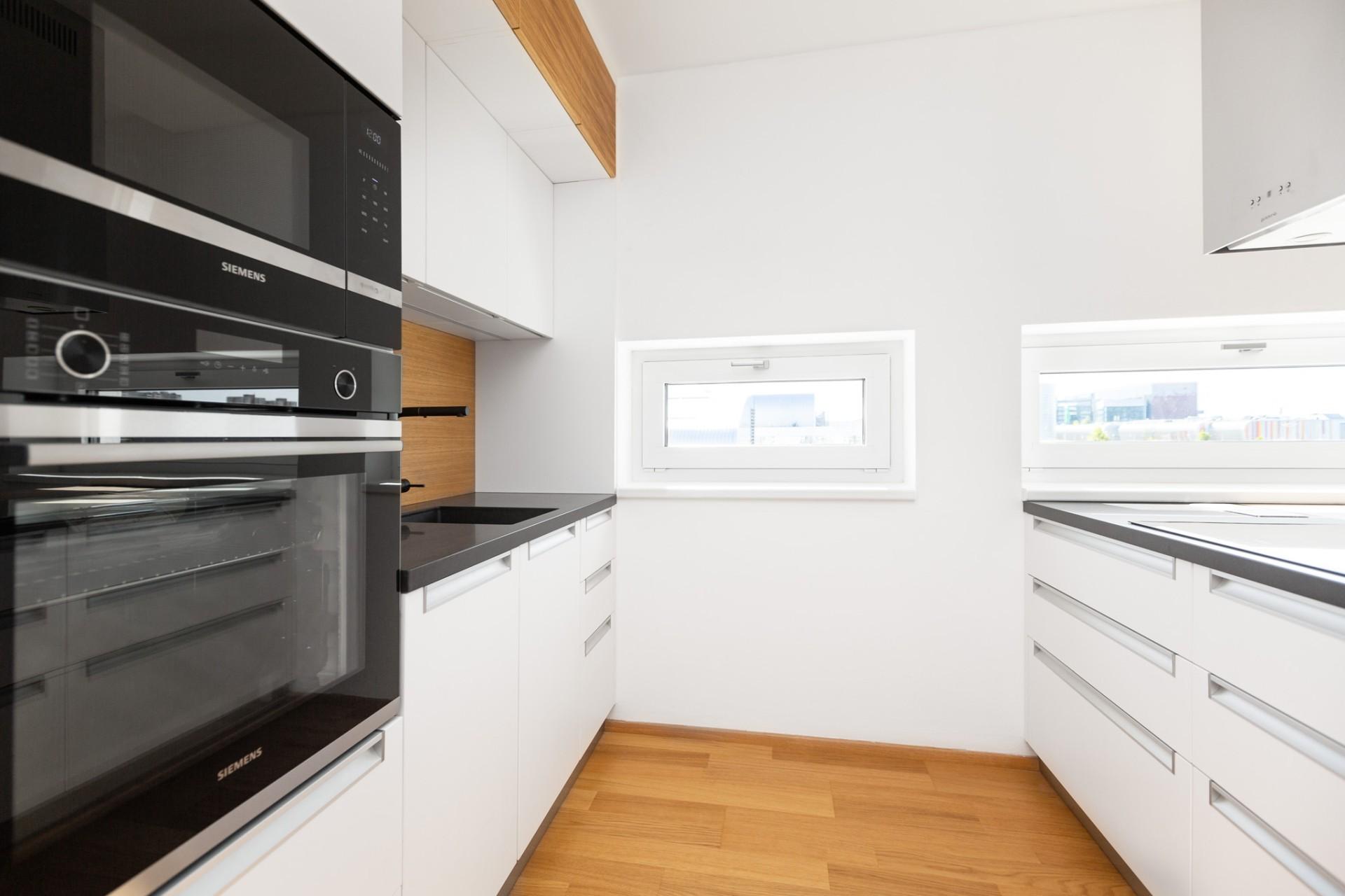 Kuchyně interiér na míru Brno Velecký
